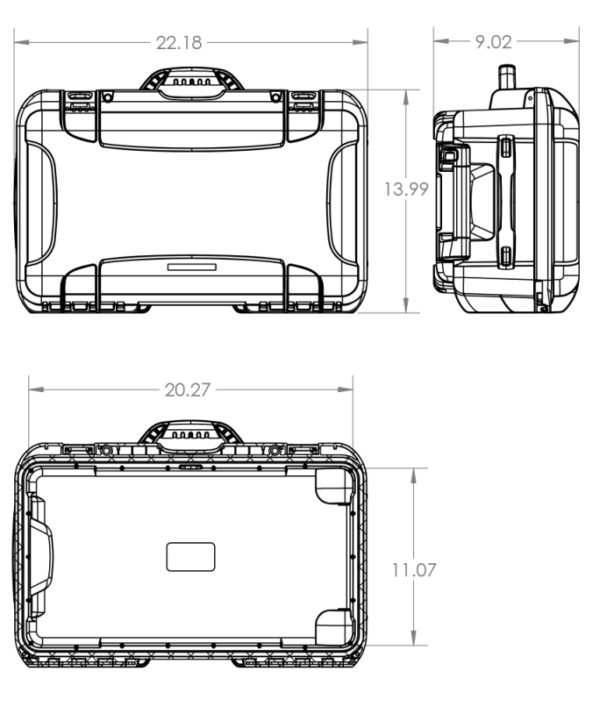 nanuk-935-dimensiones