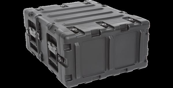 4U 20 Inch Static Shock Rack 3RS-4U20-22B Harderback